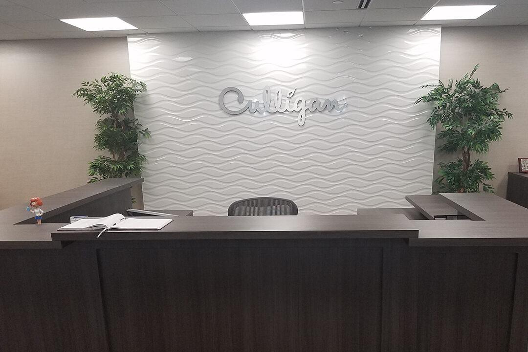 Culligan renovation