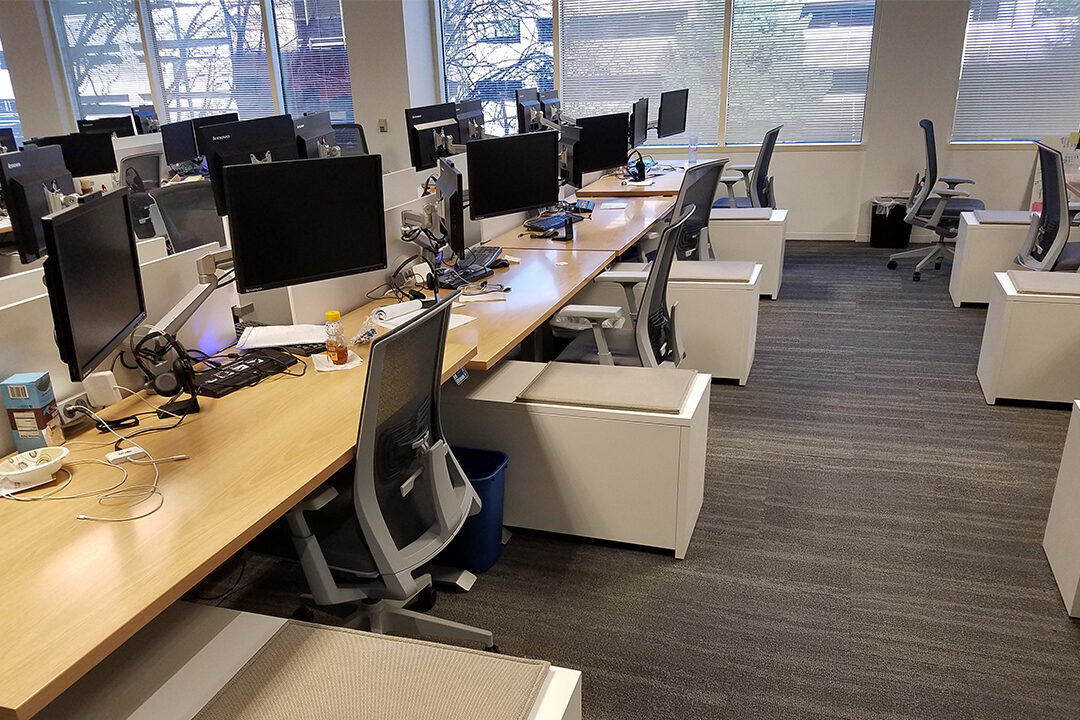 office renovation chicago